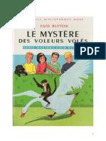 38636168 Blyton Enid Le Mystere Des Voleurs Voles