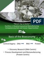 Bio Manufacturing
