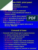 Ambiente UNIX - Primi_passi