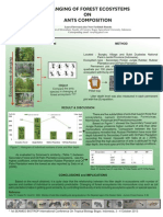 CHANGING OF FOREST ECOSYSTEMSON ANTS COMPOSITION_Flowrensia,Haneda 2013