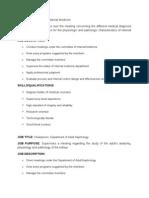 Job Description - Ms