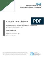 Guideline CHF