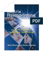 Matrix Reimprinting Using EFT. K. Dawson, S. Allenby 30 12 13