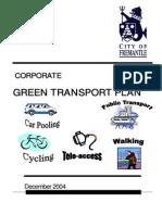 1-Green Transport Plan