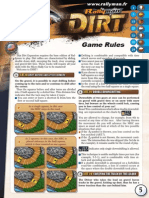 Rallyman Dirt Rules