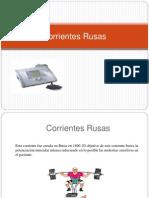 Corrientes Rusas