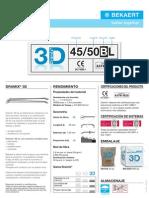 3D 4550BL