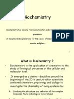 Kul 1& 2 Biohemistry I