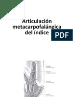 Articulación metacarpofalángica.pptx