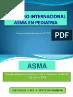 Consenso Internacional Asma en Pediatria