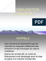 La Globalisation Financiere