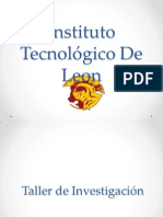 Instituto Tecnológico de Leon