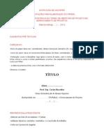 Estrutura de Um-paper
