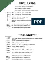 Modens Completo Hdsl