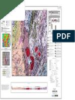 Folha geológica Várzea do Boi - CE