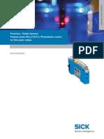 Sensor Fibra Optica