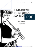 Bennet-Historia Da Musica