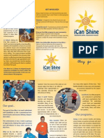 I Can Shine Bicycle Program