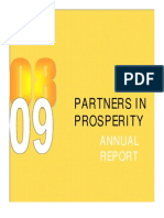 PnP Annual Report 2008 - 09
