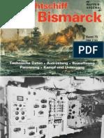 Waffen Arsenal - Band 075 - Schlachtschiff Bismarck
