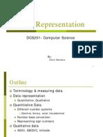 02-Data Representation View