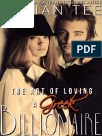 The Art of Loving a Greek Billionaire