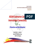 3.3 ASEAN Submarine Cable International Connectivity