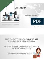 Diseño Web Pontevedra