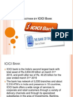 ICICI Bank Accquired Bank of Rajasthan