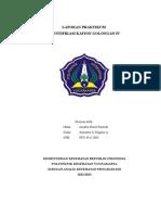 Laporan Praktikum Identifikasi Golongan IV