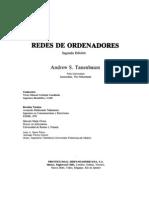 Redes de Ordenadores - Andrew s Tanenbaum