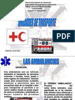 Ambulancia s