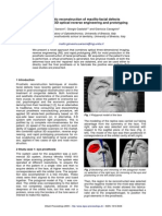 Prosthetic Reconstruction of Maxillo-facial Defects
