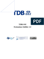 TDB-SSI Extension Zabbix 1.2