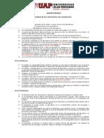 Normativa de Los Laboratorios de Computación