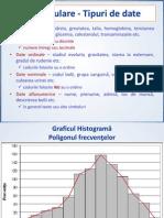Biostatistica MG - Cursul 5 - Corelatii
