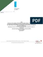 Inventario de Cogniciones Postraumaticas (Articulo 4)