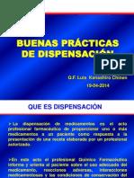 8. q.f. Kanashiro Chinen - Buenas Practicas de Dispensacion-dr.kanashiro 19.04.2014