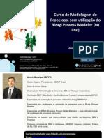 Curso de Modelagem de Processos - Turma III - On Line