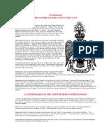 david icke - freemasons,satanism and symbolism