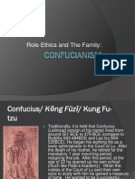 Confucianism Ethics