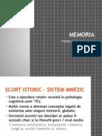 Memoria Cognitivă