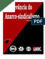 A Relevância da Anarco-sindicalismo