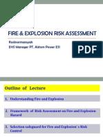 Fire & Explosion Risk Assessment (Kuliah Tamu Unair_09 Juni 2012) Baru