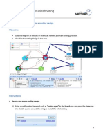 Routing Analysis Troubleshooting Work Book