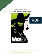 wicked media kit