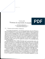 Técnicas de Exposición La Inundación. Olivarez y Méndez