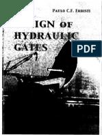 Erbisti - Design of Hydraulic Gates - English Complete