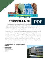 Toronto Site General 2014