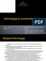 Astrologie Si Numerologie
